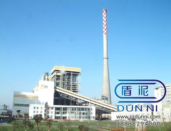 華潤電廠采用高強無收縮灌漿料加固